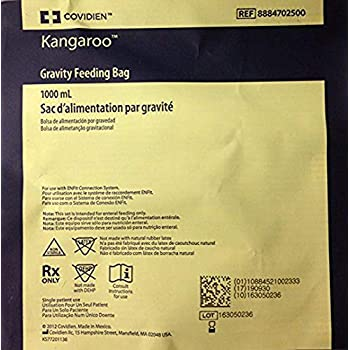 Image of Baby 1000ml Gravity Feeding Bags 30 Count
