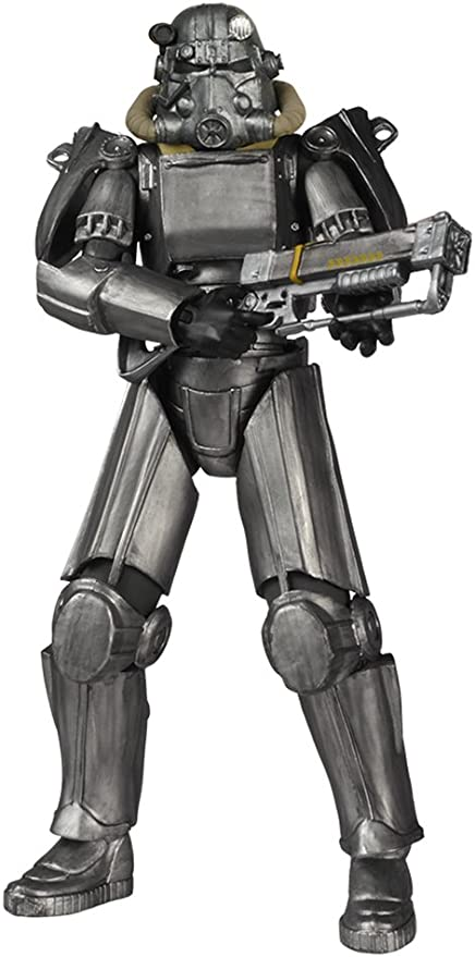 """Fallout 4 Power Armor //Lone Wanderer 6/"""" PVC Model Toys  F Collection"""