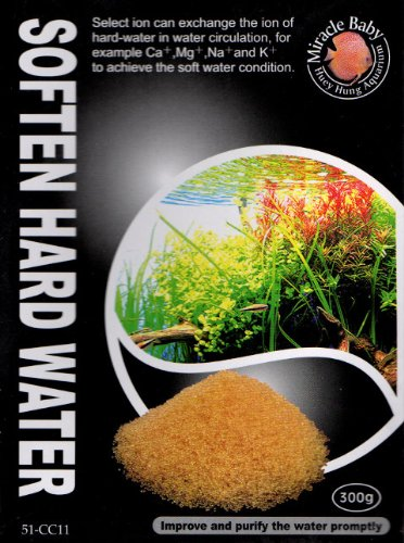 Aquarium Ion Exchange Water Softener for Hard Water Fish ...