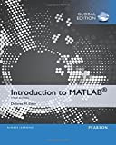 Cover of Introduction to MATLAB, Global Edition