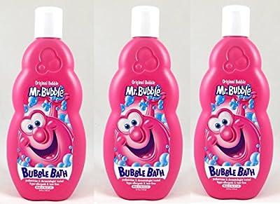 Mr. Bubble Original Bubble Bath, 16 Oz (Pack of 3)