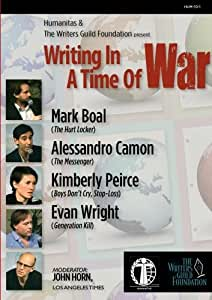 Writing in a Time of War