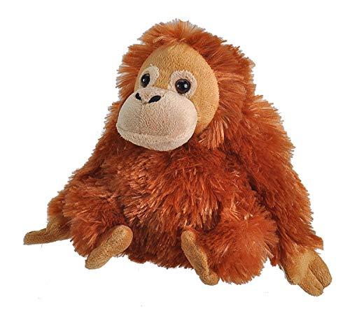 Wild Republic Orangutan Plush, Stuffed Animal, Plush Toy, Gifts for Kids, Cuddlekins 8 Inches