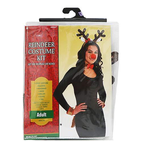 Adult Vixen Reindeer Accessory Kit -