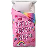 JoJo Siwa Dream Crazy Big Reversible Comforter (Twin)