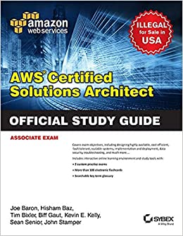 Buy AWS Certified Solutions Architect Official Study Guide