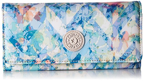 Kipling New Teddi Boogie Beach Wallet, Boogebeach