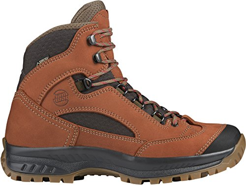 Hanwag Women's Banks Ii Lady GTX High Rise Hiking Boots, Autumn Braun, One Size Fits All Autumn Leaf