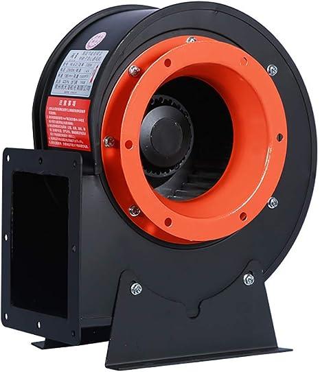 SILOLA Ventilador centrífugo de Rotor Externo Soplador Industrial 220V Silenciador Potente Ventilador de ventilación de Cocina pequeña Ventilador de Escape Regional: Amazon.es: Deportes y aire libre