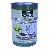 Indigo Organic Guar Gum Free Coconut Milk, 400ml
