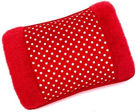 MovilCom® Elektrische Wärmflasche | Warm in nur 15 Minuten | Handwärmer | Muskelschmerzen, Rücken, Menstruational (Modell 47)