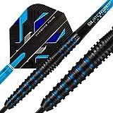 Harrows Darts Unisex_Adult Black Steeltip Harrows