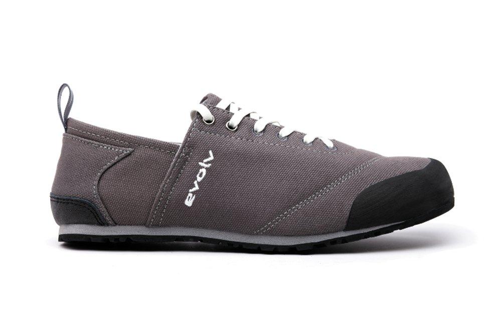 Evolv Men's Cruzer Approach Shoe B01N2VZUYO 13 D(M) US|Gray