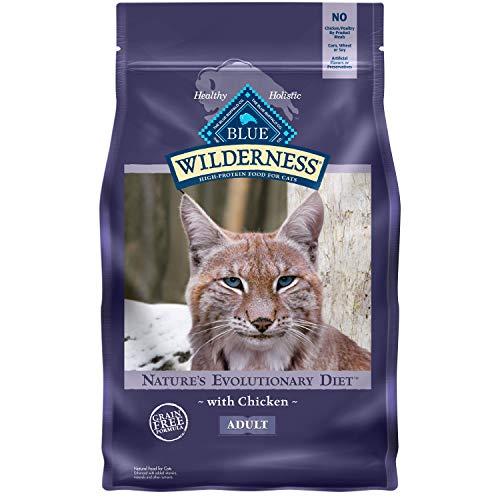 Blue Buffalo Wilderness Chicken Grain-Free Canned Cat Food(17% Off)