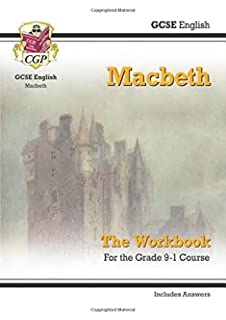 Grade 9 1 gcse english shakespeare text guide macbeth cgp gcse new grade 9 1 gcse english shakespeare macbeth workbook includes answers fandeluxe Gallery