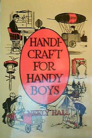 Download Handicraft for Handy Boys PDF