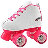 Best Toys & Child Outdoor Roller Skates - Crazy Skates Rocket Roller Skates for Girls | Review