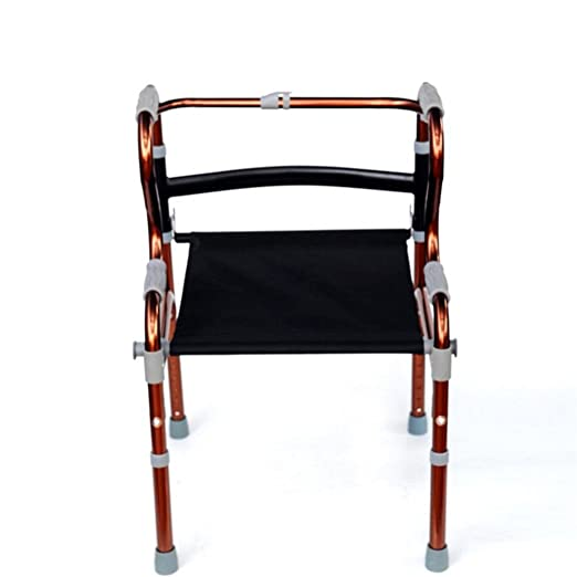 Andador,Aluminio Ligero Plegable,Altura Ajustable: Amazon.es ...