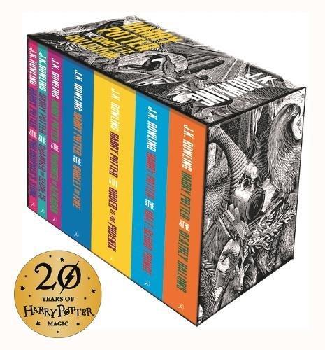 Download Harry Potter Set: Adult Edition pdf