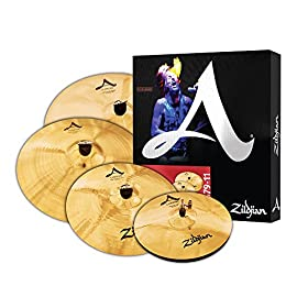 Zildjian A Custom Cymbal Set 3
