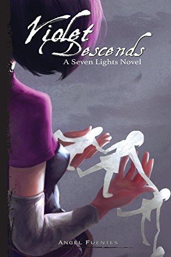 Violet Descends: A Seven Lights Novel (The Seven Lights Book 1)