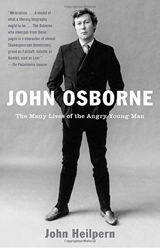John Osborne: The Varied Lives of the Angry Young Man