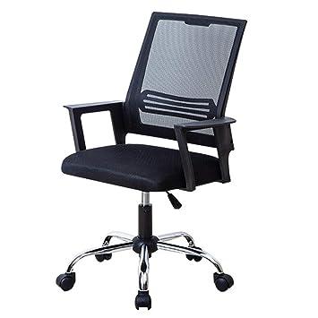 Roseeh Bureau Directeur Accoudoirs Chaise De Bureau En Mesh Fauteuil