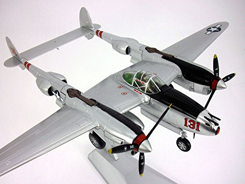 P-38 Lightning Model Airplane - 7