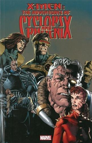 X-Men: The Adventures of Cyclops & - Adventures X-men