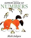 Kipper's Book of Numbers: Kipper Concept Books