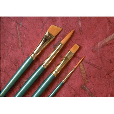 4350 Liner - Watercolor Liner Brush [Set of 3] Size: 2