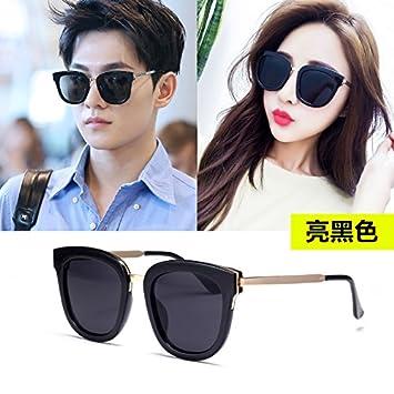 HHHKY&T Gafas De Sol Polarizadas Gafas De Sol Mens Retro Óptica Gafas Gafas De Sol,
