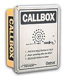 Ritron RQX-457-XT UHF Callbox, Outdoor enclosure, 1