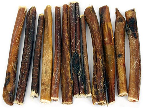 peppy pooch 6 bully sticks 12 pack best premium american beef chews i. Black Bedroom Furniture Sets. Home Design Ideas