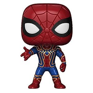 Funko Pop Marvel: Avengers Infinity War-Iron Spider Collectible Figure, Multicolor