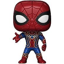 Funko POP Disney Marvel Avengers infinity Guerra Character juguete cifras de acción, Estándar, Multicolor