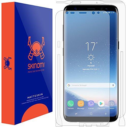 Galaxy-S8-Plus-Screen-Protector-Full-Body-S8-Skinomi-MatteSkin-Full-Skin-Coverage-Screen-Protector-for-Galaxy-S8-Plus-Anti-Glare-and-Bubble-Free-Shield