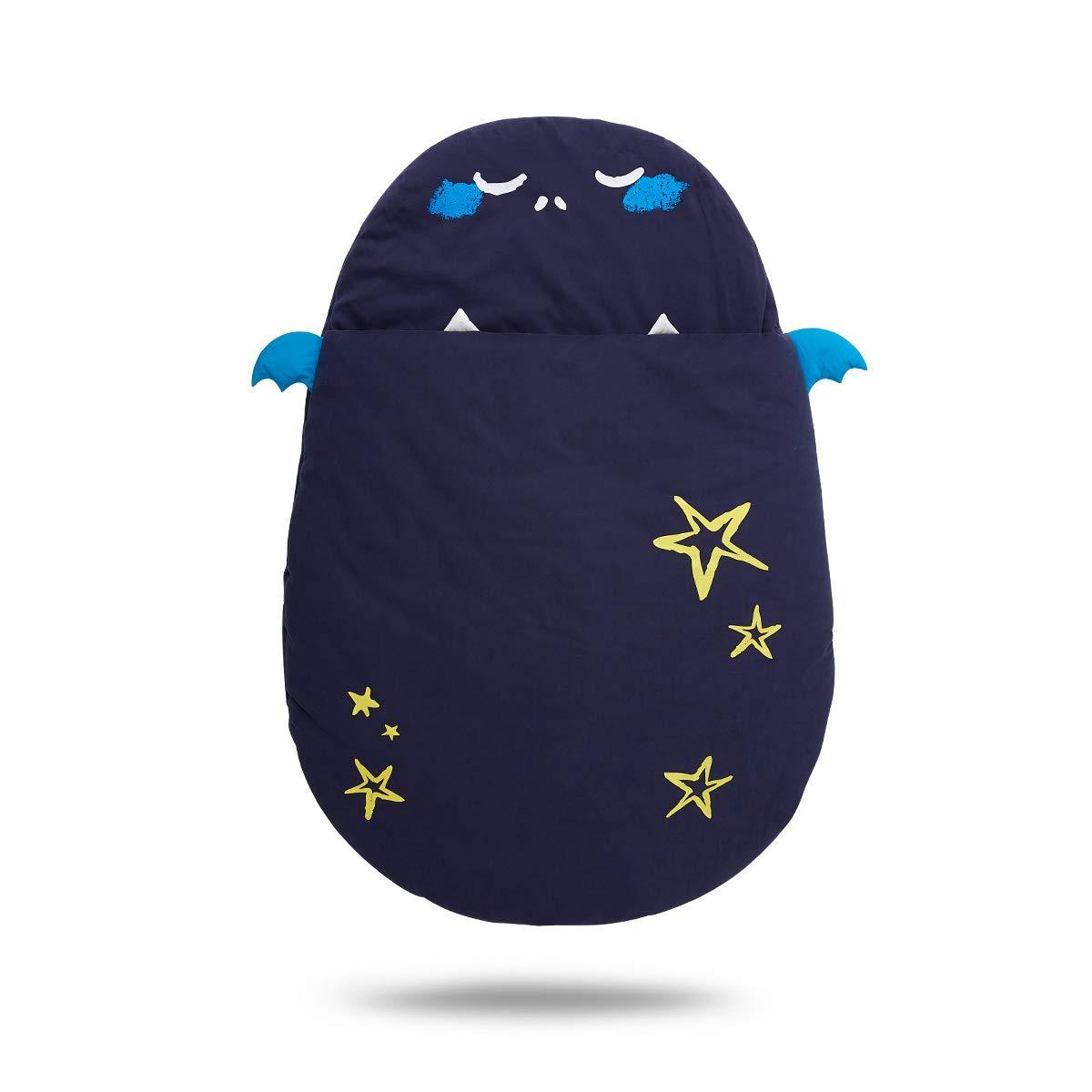 f210aba344d88 Bebamour Anti Kick Baby Sleeping Bag Safe Nights Cotton Baby Sleep Bag 2.5  Tog 0-18 Months and Above Cute Infant Boy Girls Sleeping Sack Baby Wrap  Blanket ...