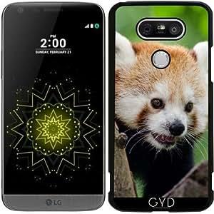Funda para LG G5 - Oso Panda Rojo by WonderfulDreamPicture