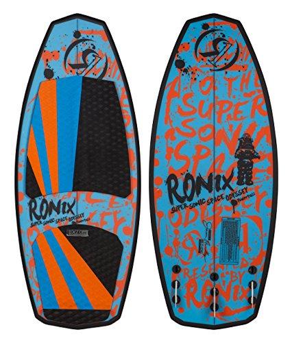 Ronix Super Sonic Space Kids Odyssey Powertail Orange/Blue (2017)-3'9 inch