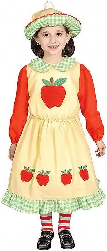 Dress Up America Disfraz de Manzana en diseño: Amazon.es: Juguetes ...