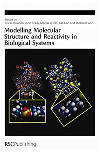 Modelling Molecular Structure and Reactivity in Biological Systems: RSC (Special Publications)