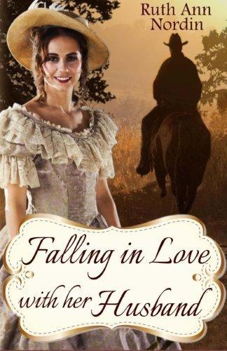 Falling In Love With Her Husband: A North Dakota Historical Romance by Ruth Ann Nordin - Malls North Dakota Shopping