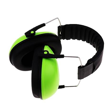 Sharplace Protección Para Los Oídos Accesorios Ordenador Portátil Cámara Fotografía - Verde