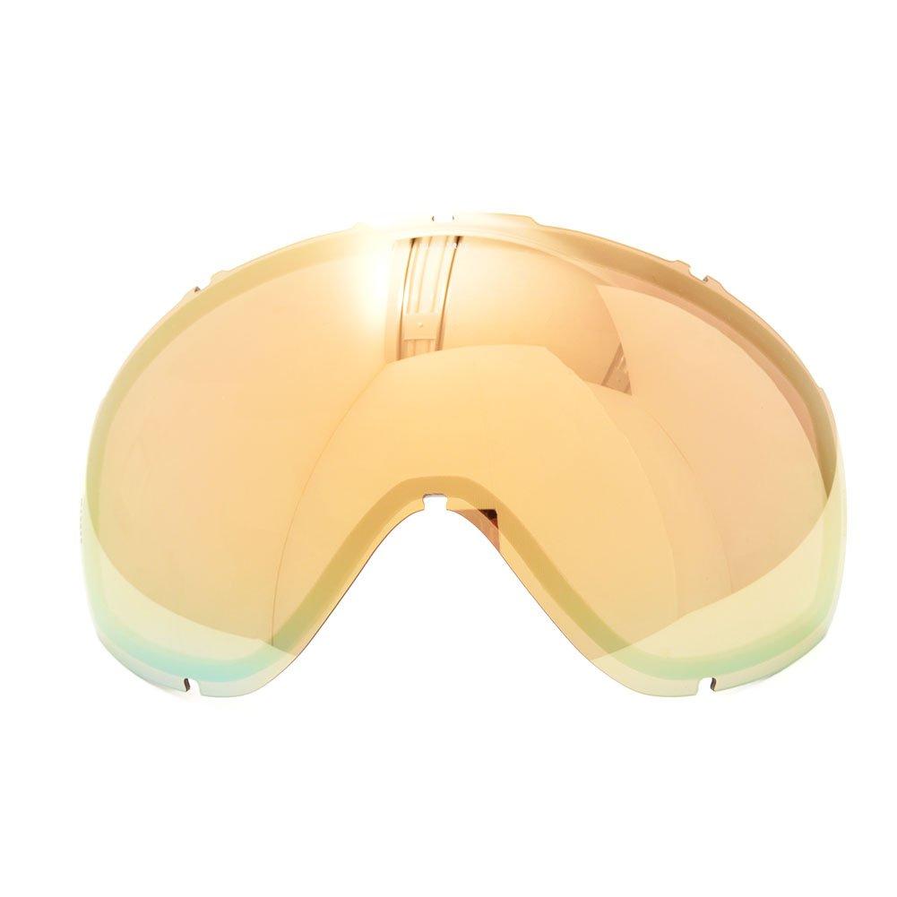 ELECTRIC(エレクトリック) スペアレンズ スノーゴーグル MASHER マッシャー 日本正規品 交換レンズ masher-lens 赤 CHROME Free