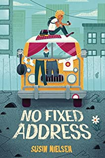 Book Cover: No Fixed Address