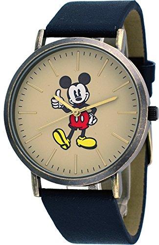 Disney MK1522 Unisex Vintage Copper Tone Minimalist Styling