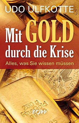 Mit Gold durch die Krise / Bild: Amazon.de