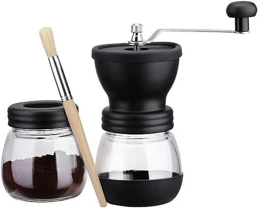 Jolly Molinillo de Molino de café Manual con Fresas de cerámica ...