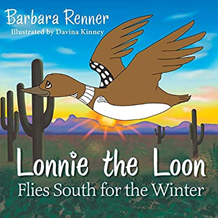 Lonnie the Loon Flies South for the Winter